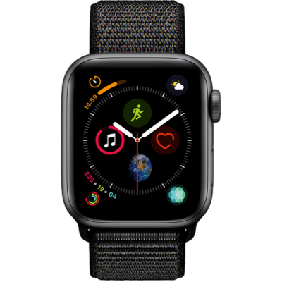 Apple Watch Series 4 GPS + Cellular 44 mm Space Grey
